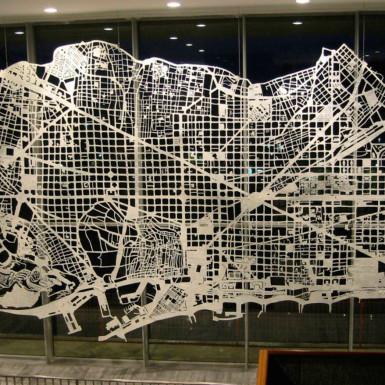 Esqueleto. Barcelona.