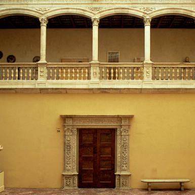 Mayo 1904-1992, Castillo de Vélez Blanco, Almería.